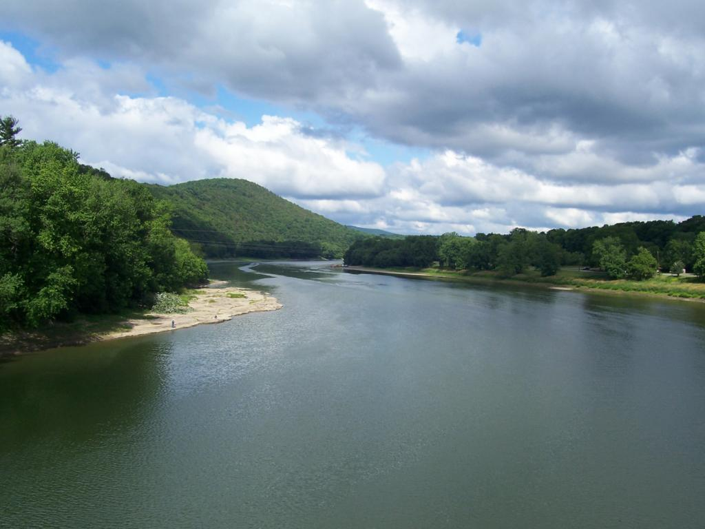 Susquehanna River Tunkhannock, PA