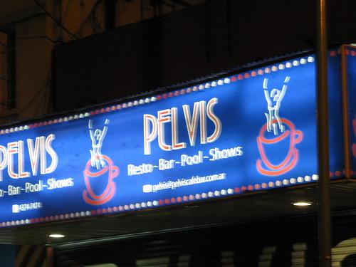 La Pelvis Bar