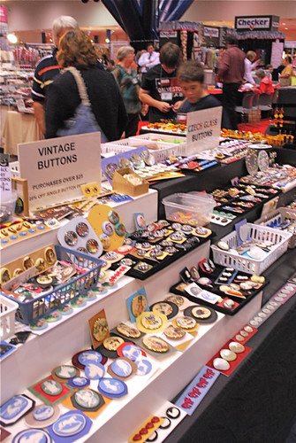 More Vintage Buttons