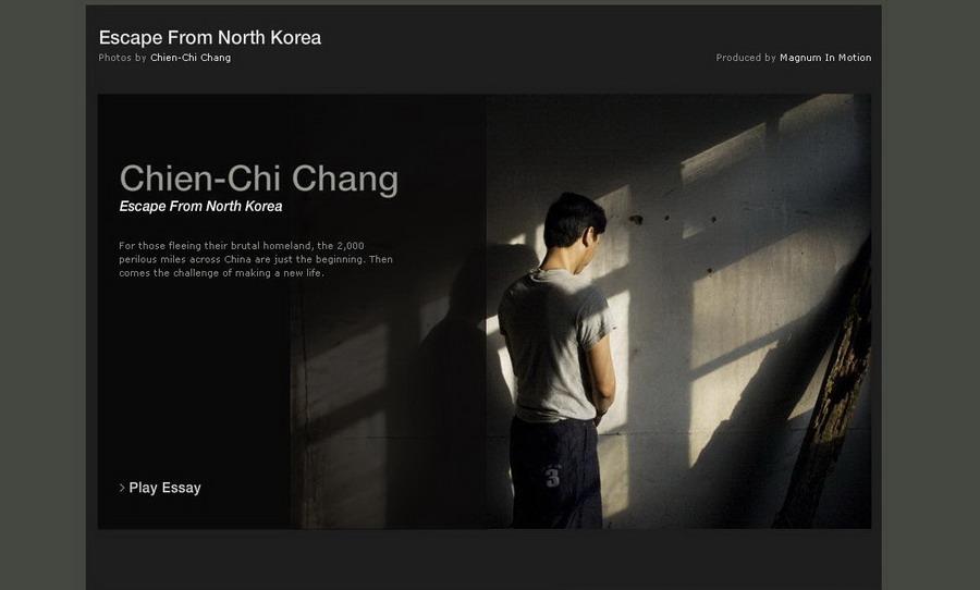 Escape from North Korea(1)