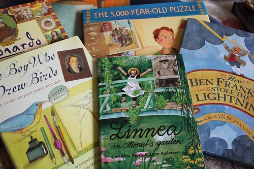 collection of picture books