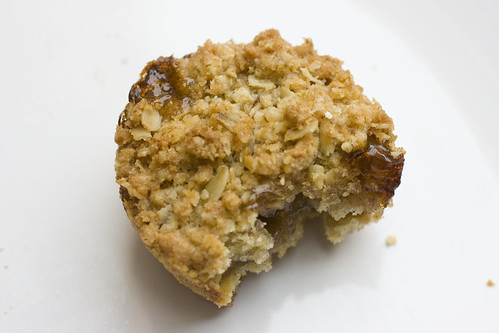 Bitten Blackberry Oatmeal Cookie Pie 4