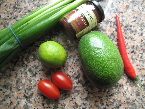 My guacamole kit