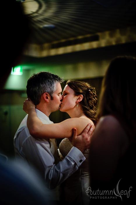 Courtney & Glen - Bridal Waltz & Kiss
