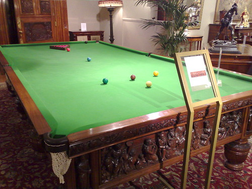 antique harrods billiards billiard