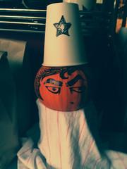 Ironside's pumpkin