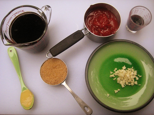 balsamic sauce.