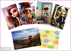 NEW: 37 Blythe-Postcards