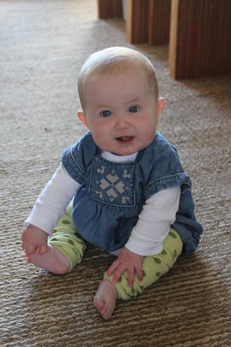 esther 7 months