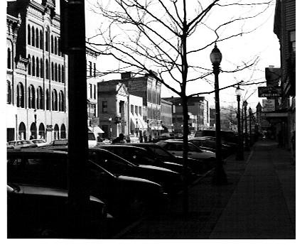 main street, cortland