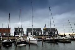 20161107_185254-5 (everythingissea) Tags: marken island holland netherlands boat
