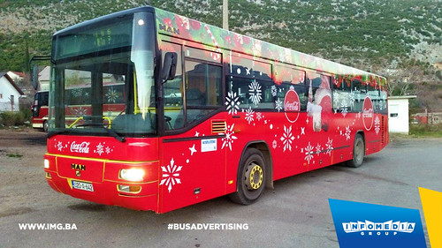 Info Media Group - coca cola, BUS Outdoor Advertising, 12-2016 (6)