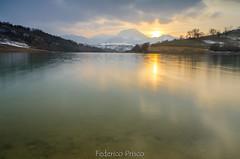"""On the water"" (Federico Prisco) Tags: nikon nikond7000 nature flickraward flickr fiumi sigma lemarche wildlife montagna montesanvicino"