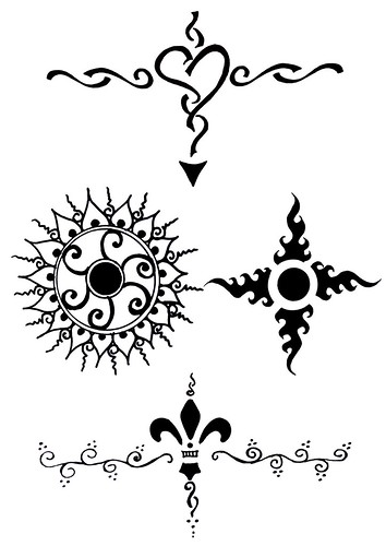 Does anyone know if there's a site where you can design your own tattoo to