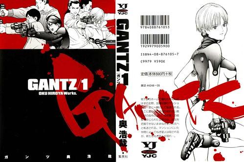 Gantz Volumen 1