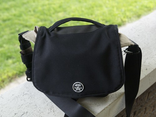 Crumpler 5 Million Dollar Home bag