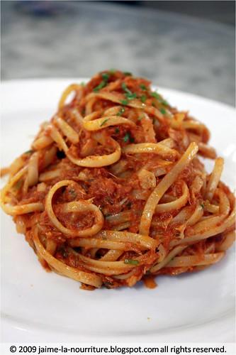 Big D Grill - Pasta