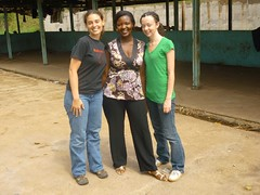 Johanna and Me with Annick Nganya