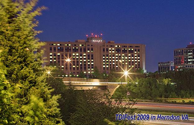 Dulles Hyatt in Herndon VA