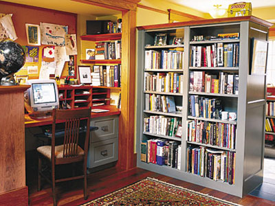 10 Remarkable Home Office Designs