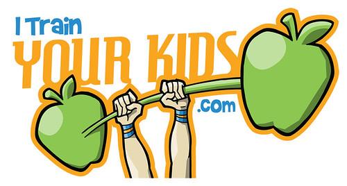 I Train Your Kids logo