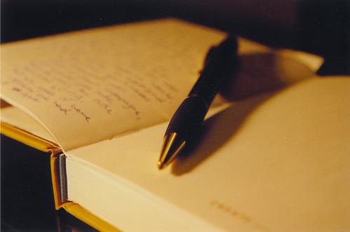 Writer's Block by stevenmonroe