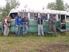 Magic Bus Expedition (ErikHalfacre) Tags: alaska trekking hiking hike healy denali magicbus christophermccandless stampedetrail tristandenoncour chrismccandless erikhalfacre bus142 jeremyegger stampederoad britanydenoncour marcyegger jennahalfacre scottashmore josecardoso