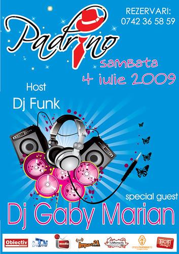 4 Iulie 2009 » DJ Gaby Marian