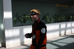 Anime Expo 2009 Naruto (djwu) Tags: anime japan canon japanese losangeles costume expo cosplay convention shinobi 40d narutoshippuden konohaninja ax2009 animeexpo2009 uzimakinaruto
