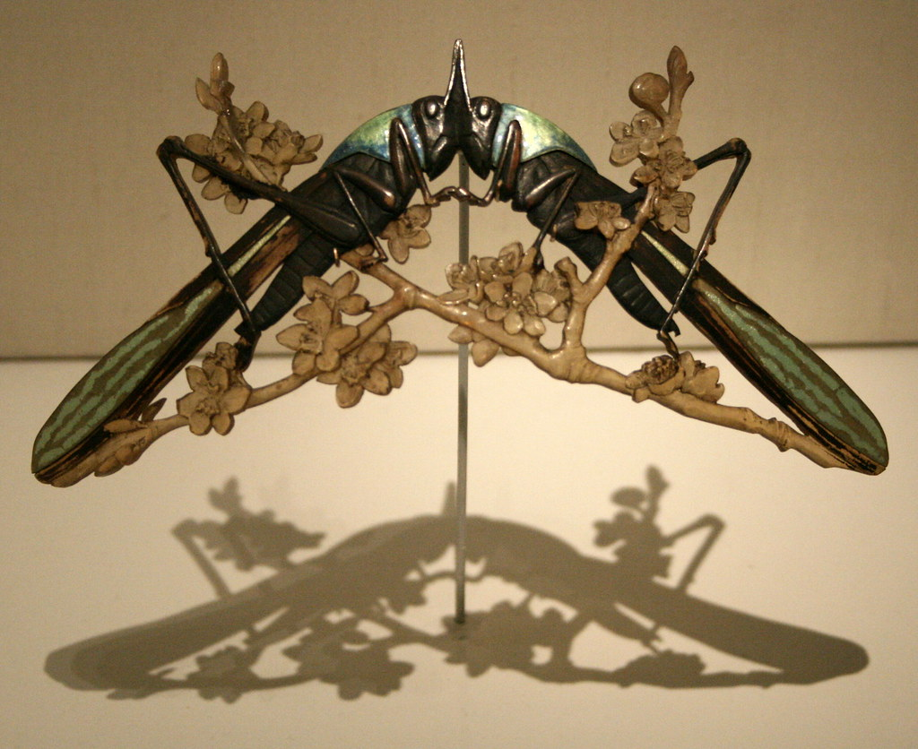 Rene Jules Lalique (1860-1945) Украшения. 14180