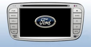 Ford Mendeo Car DVD Player with GPS 3D Screen