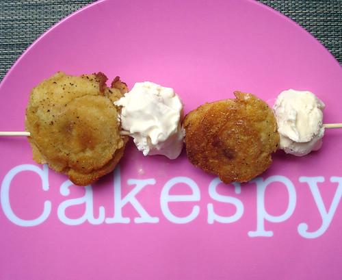 Corndog Dessert Skewer