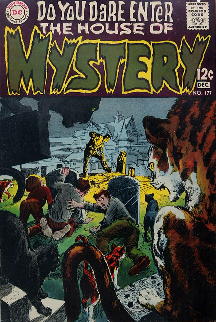House of Mystery #177