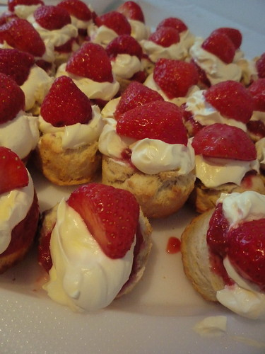 Mini Scones by you.