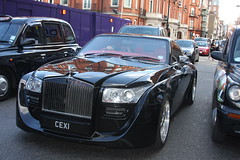 CEX1 (Don McDougall) Tags: auto london sports car rollsroyce automotive 100views 100 sportscar mcdougall cexi cex1 donmcdougall