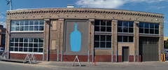 Blue Bottle Coffee roasting facility
