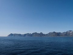 Approaching Lofoten