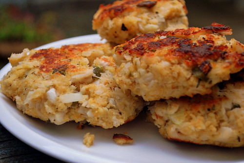 Weight Watchers Crab Cakes-1