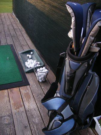 Clubs and Balls before Practice