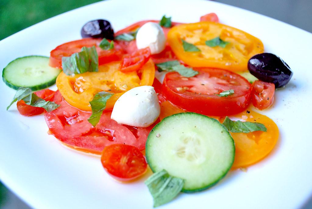 SE Salad near