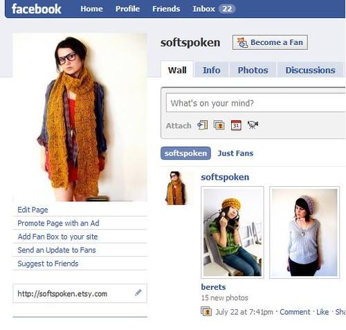 softspoken on facebook