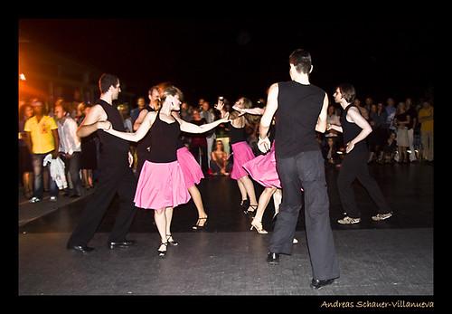 Eröffnungsfeier Kubanische Sommertanzwochen 2009 LX