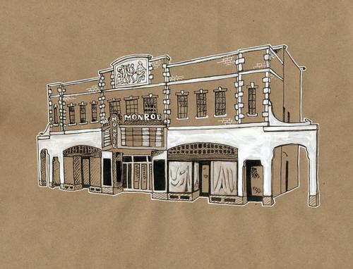 Monroe Theatre, Rochester NY