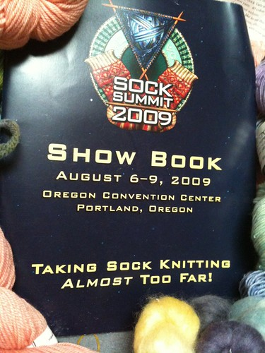 Sock Summit 09 Book