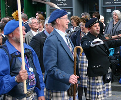 Clan Hannay at The Clan Parade