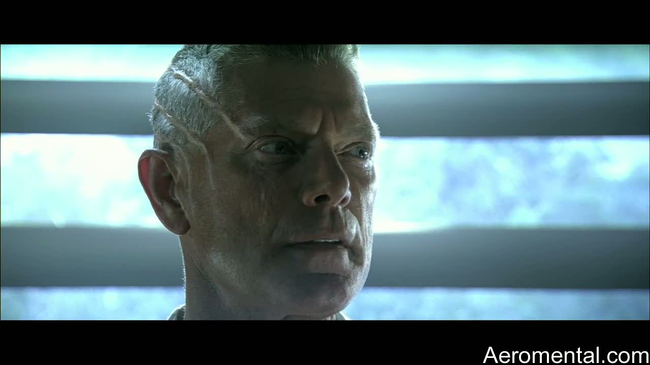 película Avatar Coronel Quaritch