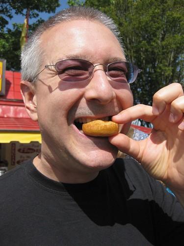 David Eats the Donuts