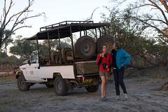 Kwai Sundowner (photosbycraig) Tags: botswana moremi kwai