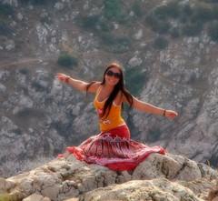 Girl of Balaklava - Crimea, Ukraine (Daniel Kliza) Tags: girl posing ukraine ukrainian balaklava crimea
