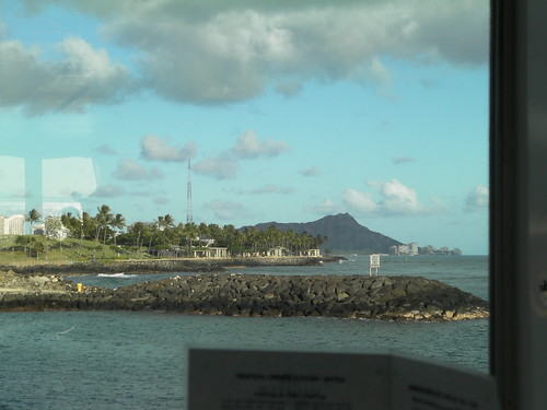 Diamond Head In Sight